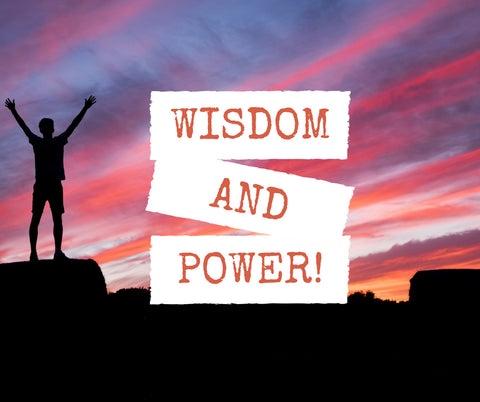 10-June-2018: Wisdom & Power [Digital]