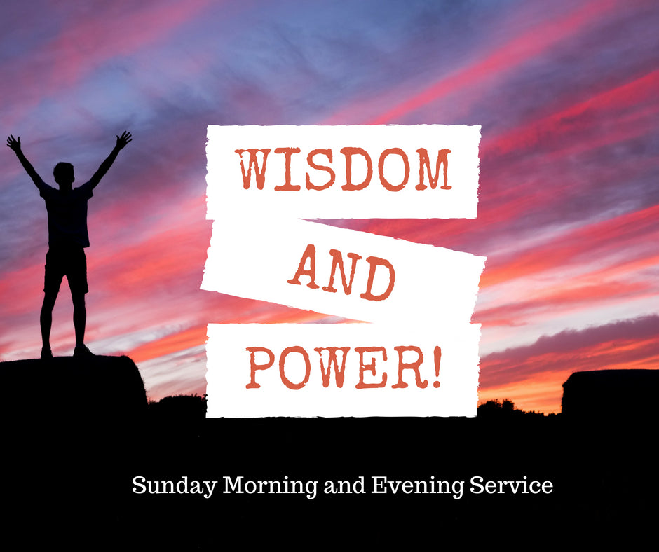 July 2018 Partner Offer: Wisdom and Power
