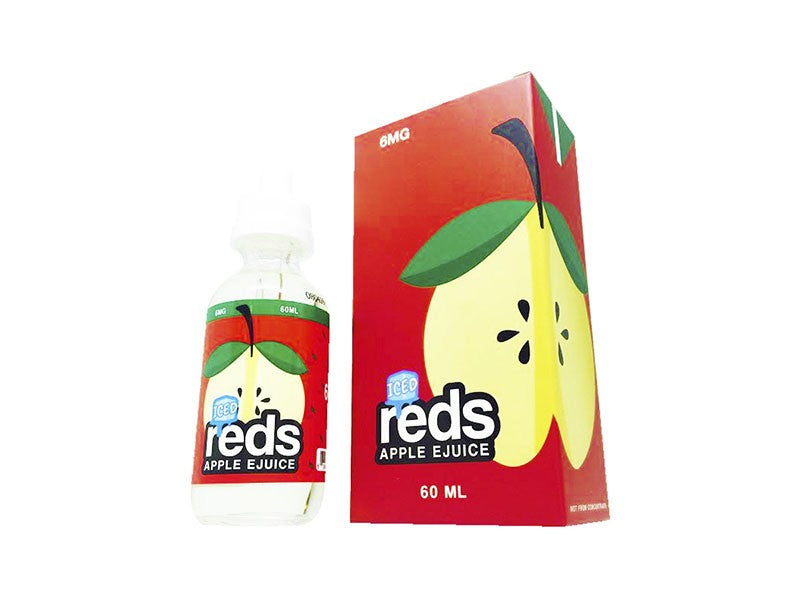 Reds ice apple juice 60 ml