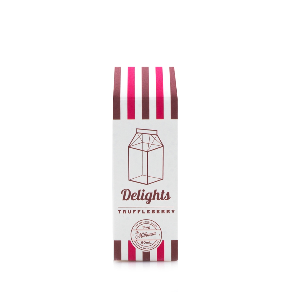 TRUFFLEBERRY BY THE MILKMAN DELIGHTS - 60ML