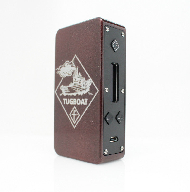 TUGLYFE DNA 75W BOX MOD BY FLAWLESS