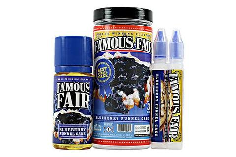 Famous Fair Blueberry Funnel Cake By One Hit Wonder 100ML