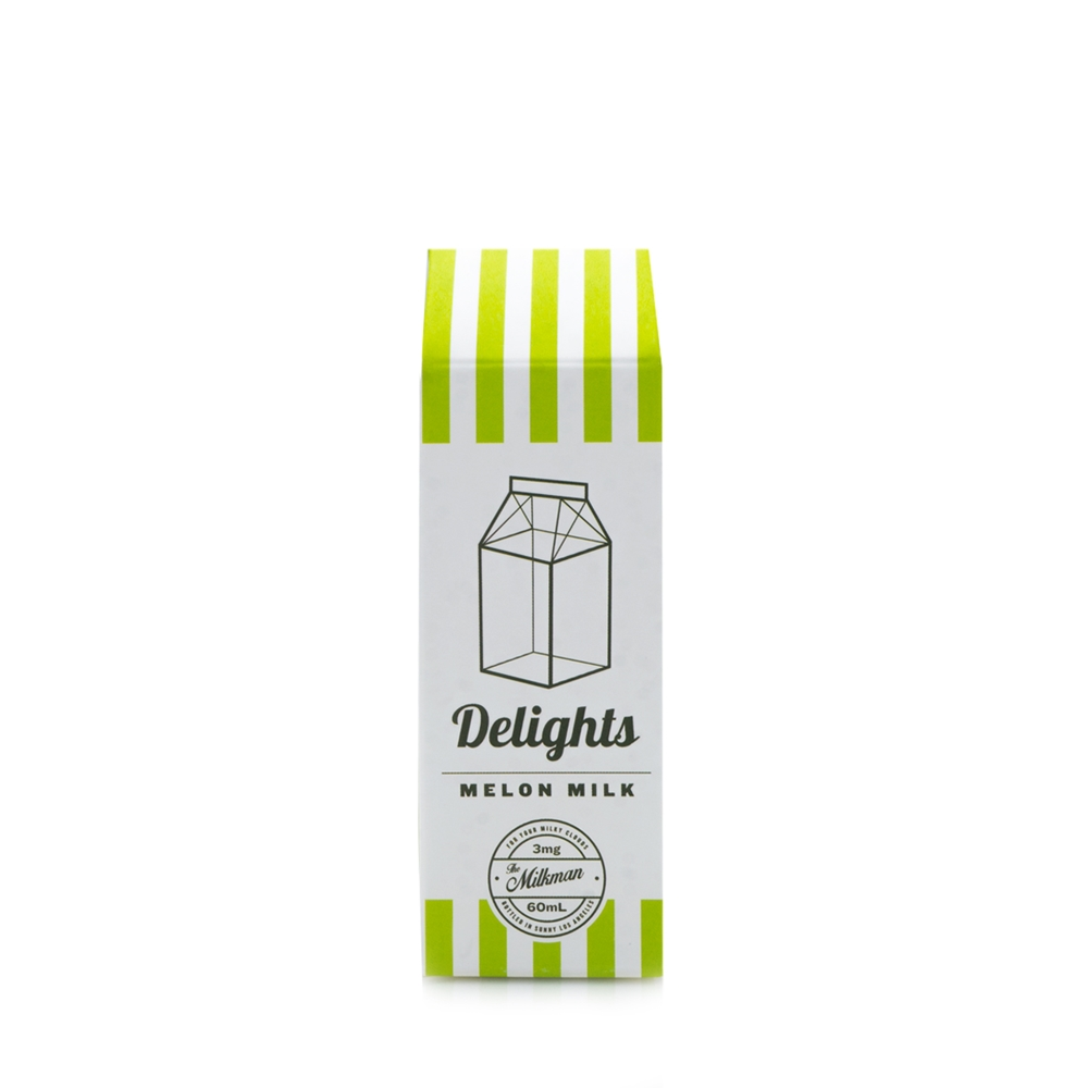 MELON MILK BY THE MILKMAN DELIGHTS - 60ML