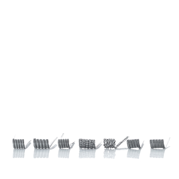 COILOLOGY 7 IN 1 PREBUILT COILS SET