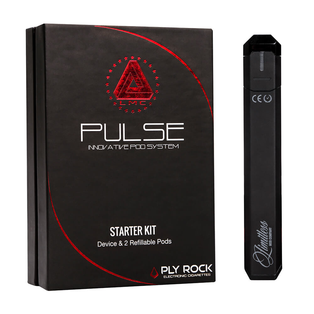 Pulse Pod System Vape Limitless Mod Co