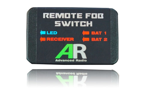 Battery Backer Remote FOB Switch
