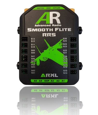 AR Smooth Flight ARXL and Gyro System with sequencing (Supports multiple Radios Types)
