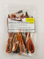 Sparrow (E-Gear) Servo Harness Kit
