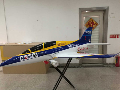 (Custom Painted Scheme) T-One Models Sport Jet #Honda