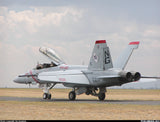 Skymaster 1:6 1/4 F-18 F, Dual Seat Super Hornet