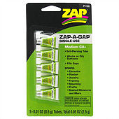 ZAP 5 SINGLE USE MINI TUBES