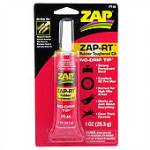 ZAP-RT RUBBER TOUGHENED CA 1oz