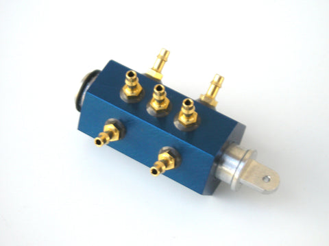2-way Retract Hex Valve