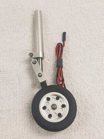 T-One 1.7 Mini: Strut & Tire W/Electric Brake