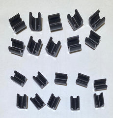 Fuel line Retaining Clips. 6mm & 4mm (10 pcs ea)