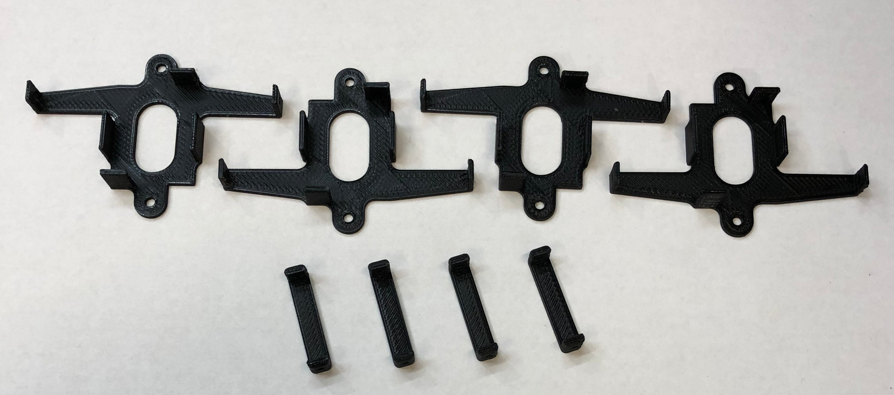 Spektrum Satellite RX Mounting Accessories