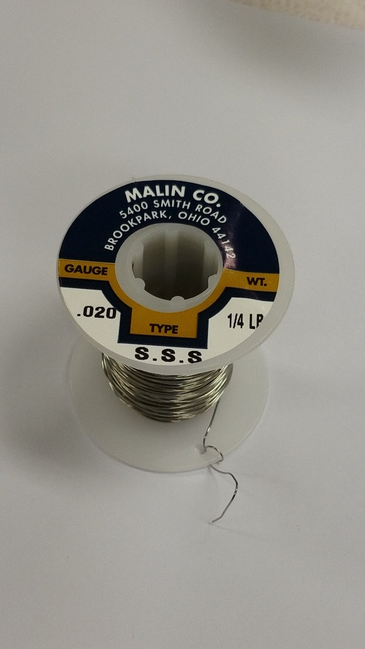 Fuel/Air Line Saftey Wire