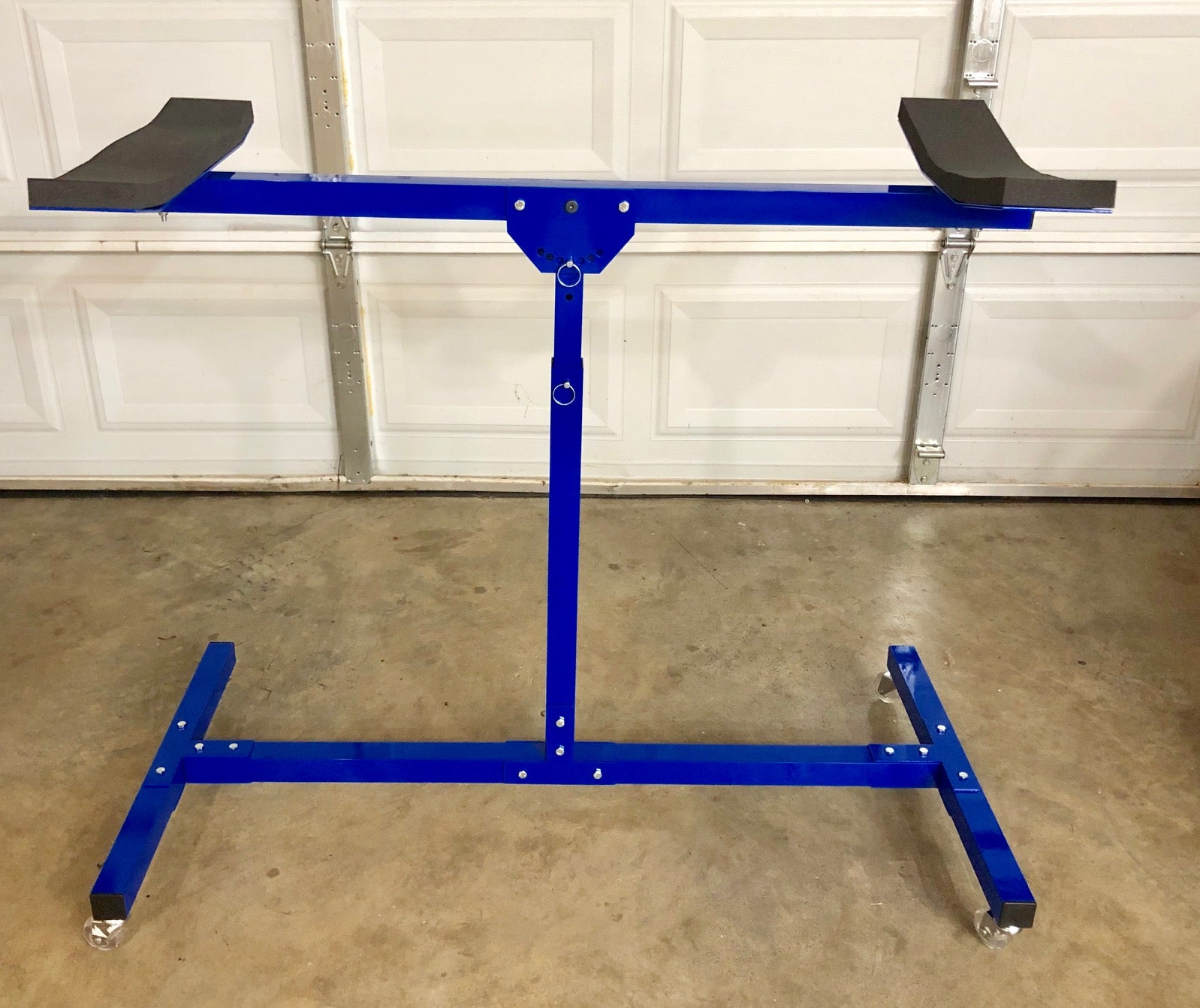 PRCJ ADJUSTABLE BUILD / STORAGE / DISPLAY STAND