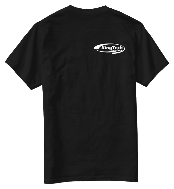 Kingtech Short Sleeve T-Shirt