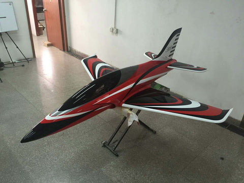 (Custom Painted Scheme)T-One Models Sport Jet #RBW