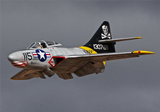 Skymaster 1/5 Scale F-9F Cougar ARF Plus Pro