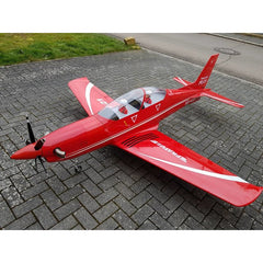JMB-JETS PC-21 Turbo Prop (Wood/Covered) ARF