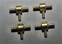T-Fittings Brass