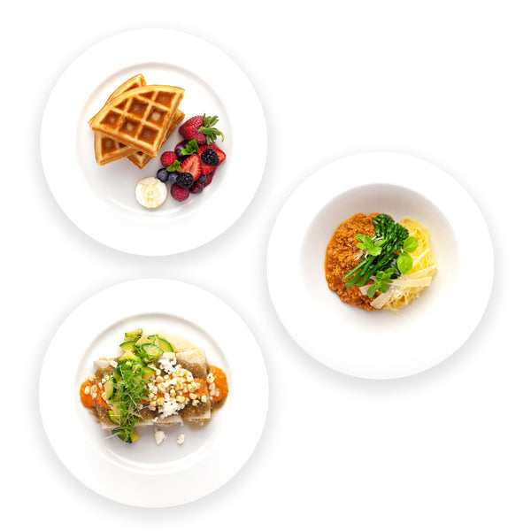 Vegetarian Breakfast, Lunch & Dinner - Kooshi Gourmet Los Angeles Meal Delivery