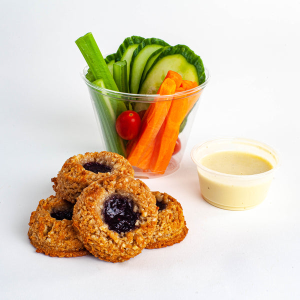 Gluten-free dessert and healthy snacks Kooshi Gourmet Los Angeles Meal Delivery