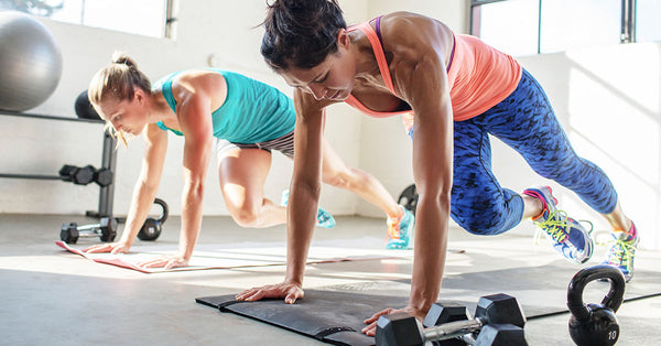 Blazing Your Way to Fitness with HIIT
