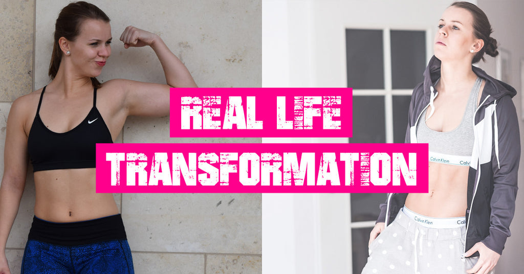 Real Life Transformation - Sporty Suli