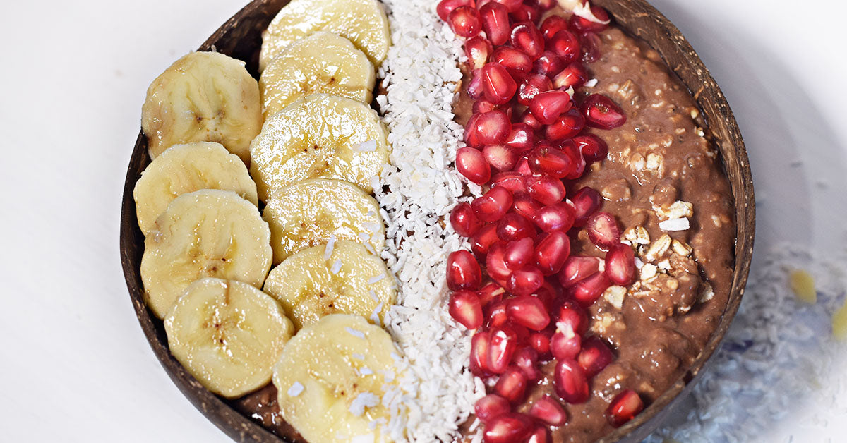Overnight protein oats recipe