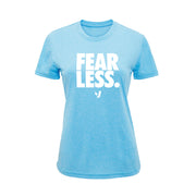 FEARLESS. PERFORMANCE WORKOUT TOP