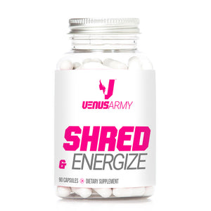 SHRED & ENERGIZE