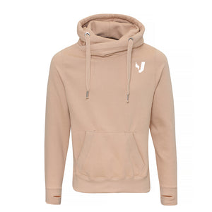 Stylish Cross Over Hoodie*
