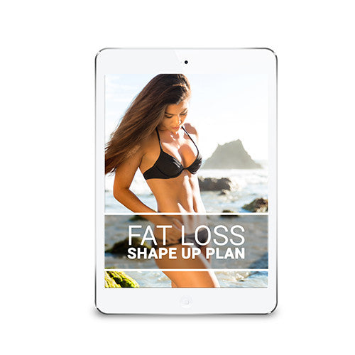 ONLINE FAT LOSS SHAPE UP PLAN - Venus Army