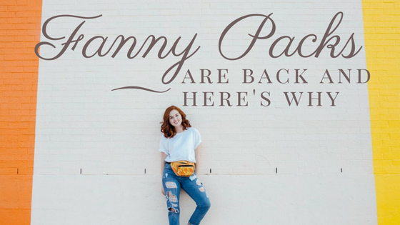 Fanny Packs Are Back and Here's Why