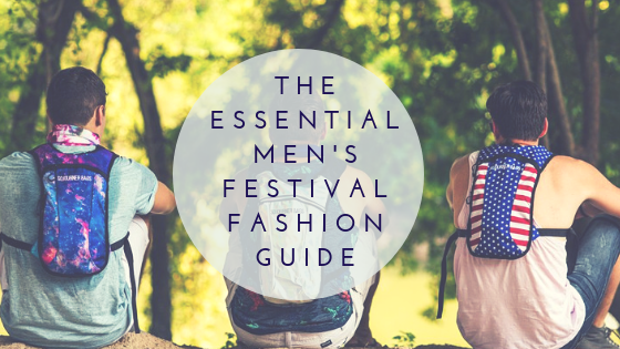 The Essential Men's Festival Fashion Guide