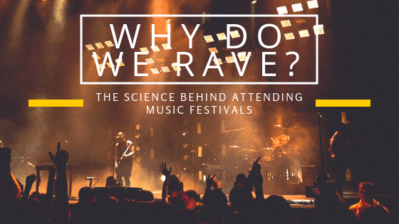 Why Do We Rave: The Science Behind Attending Music Festivals