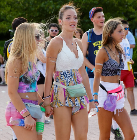 2) The Raver fanny pack costume  sc 1 st  SoJourner Bags & Top 18 Fanny Pack Halloween Costume Ideas! u2013 SoJourner Bags
