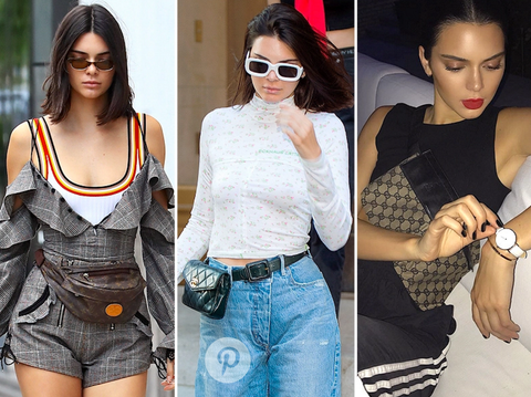 Kendall Jenner Is Our Fanny Pack Hero Sojourner Bags