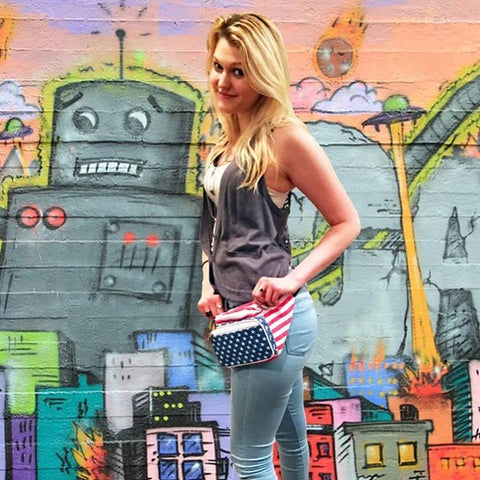 how to wear a fanny pack sojourner bags