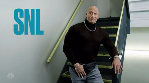 "Dwayne ""The Rock"" Johnson fanny pack"