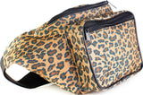 Cheetah Animal Print Fanny Pack - SoJourner Bags - right