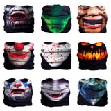 Fanny Pack 9PCS Monster Series 1 - Seamless Mask Bandana Headband - SoJourner Bags