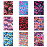 Fanny Pack 9PCS Tropical Series 1 - Seamless Mask Bandana Headband - SoJourner Bags