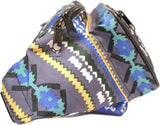 Aztec Tribal Fanny Pack (Gray)