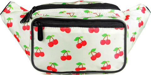 Fanny Pack Cherry Fanny Pack - SoJourner Bags