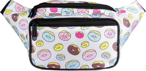 Donuts Fanny Pack - SoJourner Bags -  front