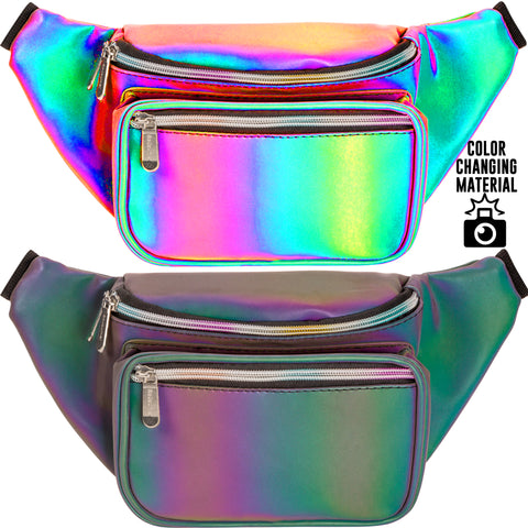 Fanny Pack Luminous - Green  Fanny Pack - SoJourner Bags